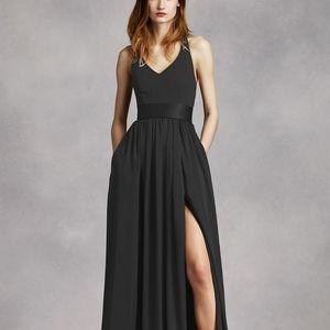 Vera Wang David's Bridal Bridesmaid Dress Size 8